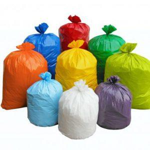 انواع پلاستیک زباله