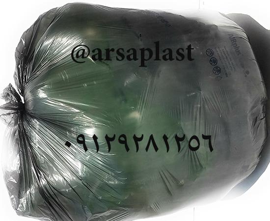 پلاستیک زباله بزرگ